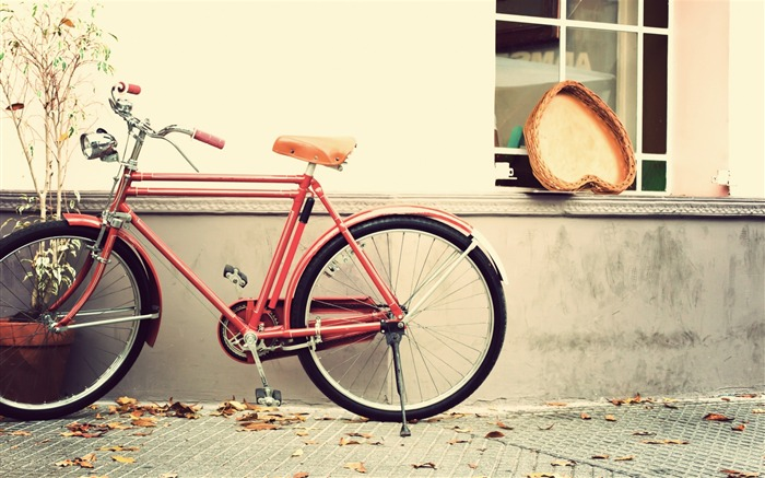 Bike heart vintage love-2016 High Quality HD Wallpaper Views:1589