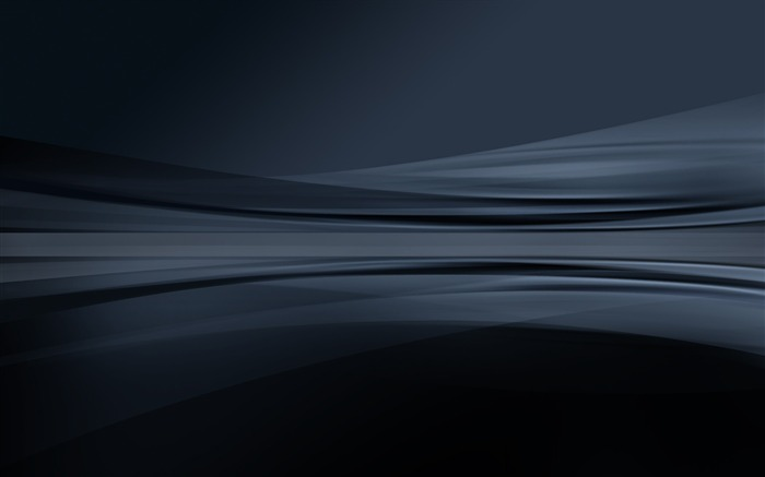 Black simple abstract lines-Design Desktop Wallpaper Views:1510