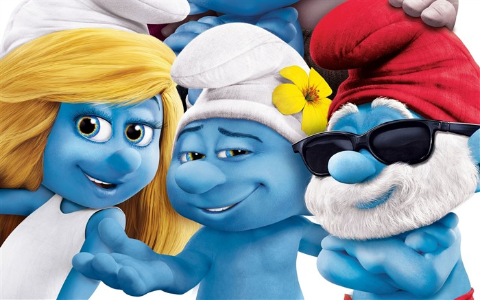 Get smurfy-2016 Movie Poster Wallpaper Views:2111