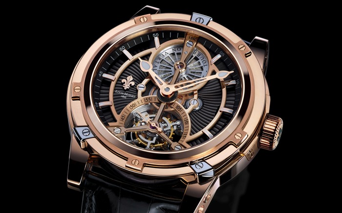 Louis moinet tourbillon-2016 High Quality HD Wallpaper Views:1679