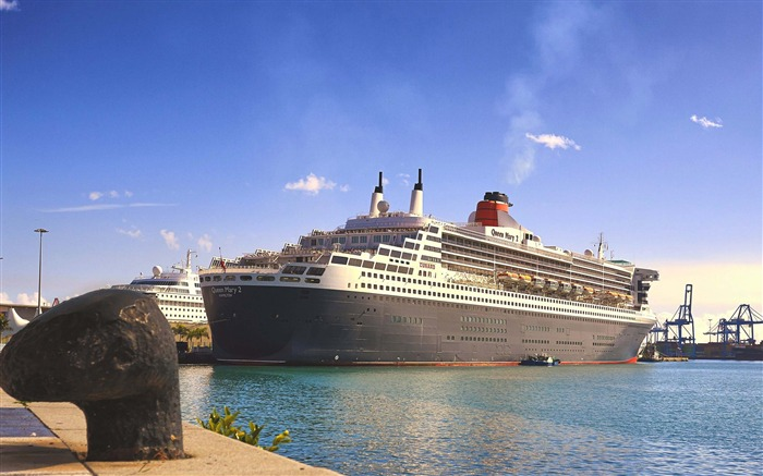 Queen mary cruises-Cities Photo HD Wallpaper Views:1622