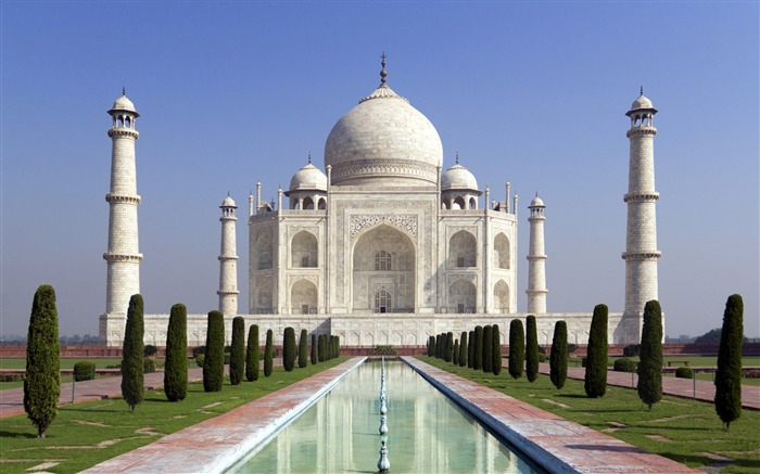 Taj mahal agra india-2016 High Quality HD Wallpaper Views:743