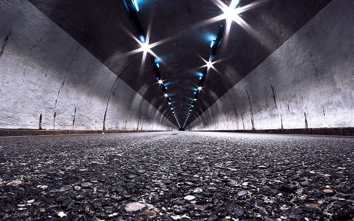Tunnel vision-Cities Photo HD Wallpaper Views:1225