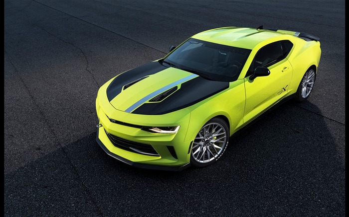 2016 Chevrolet Camaro Turbo AutoX HD Wallpaper Views:2060