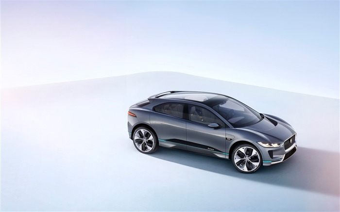 2016 Jaguar I-Pace Concept Auto HD Desktop Wallpaper Views:7843
