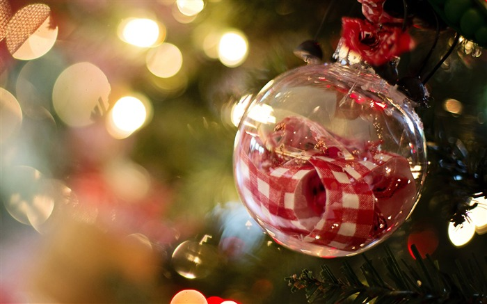 Christmas tree bauble-Merry Christmas 2017 HD Wallpaper Views:4534 Date:11/7/2016 4:37:36 AM