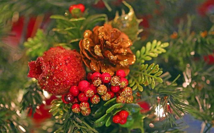 Christmas tree plant decorations-Merry Christmas 2017 HD Wallpaper Views:3781 Date:11/7/2016 4:39:28 AM