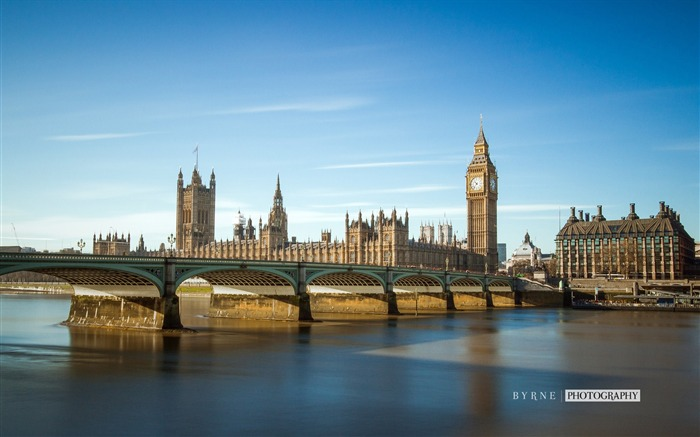 Houses parliament-England travel scenery wallpaper Views:844