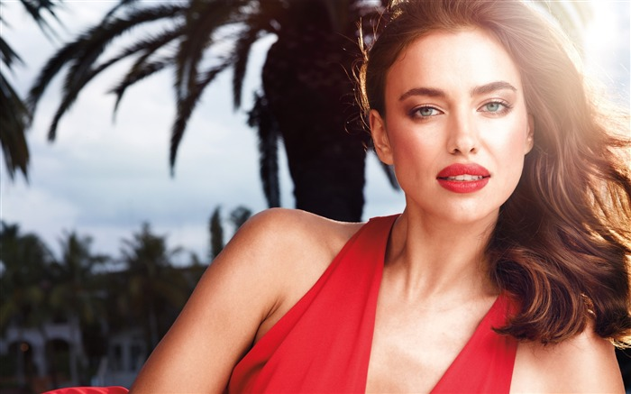 Irina shayk avon-2016 Beauty HD Poster Wallpapers Views:1305