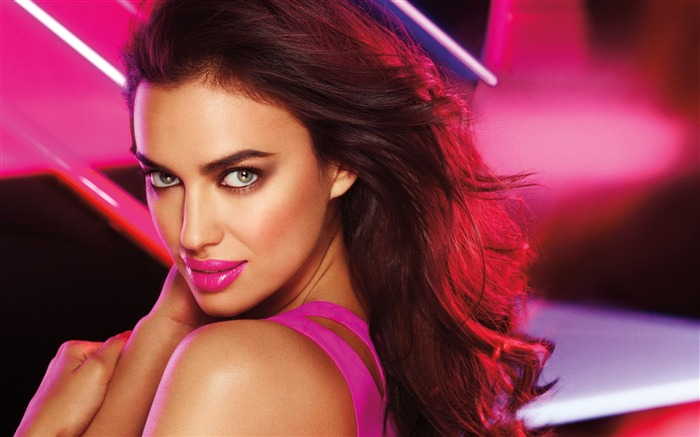 Irina shayk lipstick-2016 Beauty HD Poster Wallpapers Views:2783