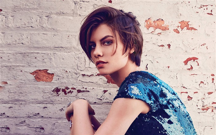 Lauren Cohan-2016 Beauty HD Poster Wallpapers Views:1515