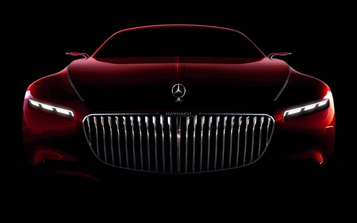Mercedes maybach 6 coupe-2016 High Quality Wallpaper Views:1881