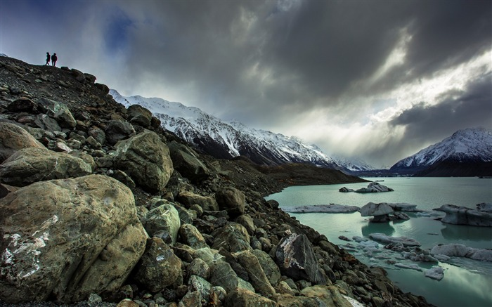 New Zealand South Island Travel Scenery Wallpaper 10 Views:1481