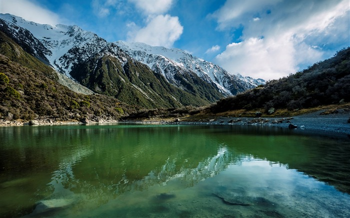 New Zealand South Island Travel Scenery Wallpaper 14 Views:1612