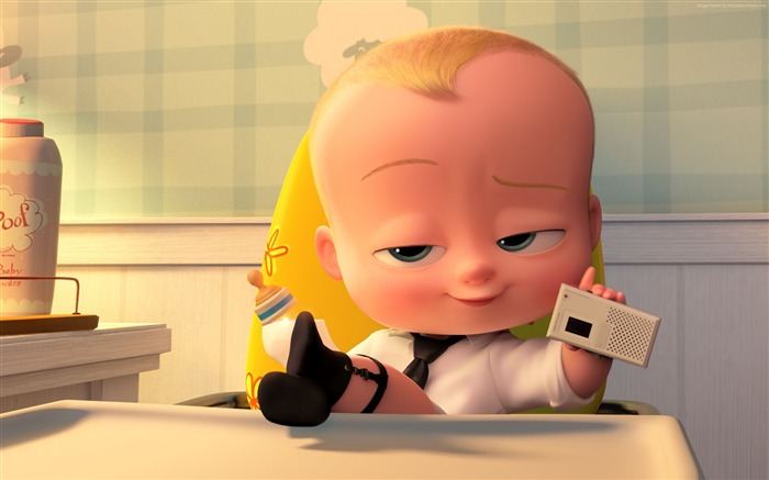 The Boss Baby 2017 Animation Film Wallpaper 04 Views:2513
