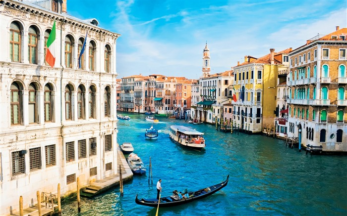 Venice italy water city-2016 High Quality Wallpaper Views:1174