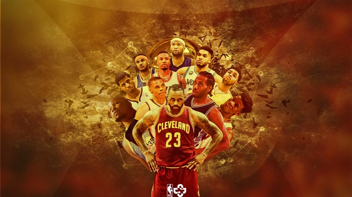 2016 Basketball Star Poster HD Desktop Wallpaper Views:479