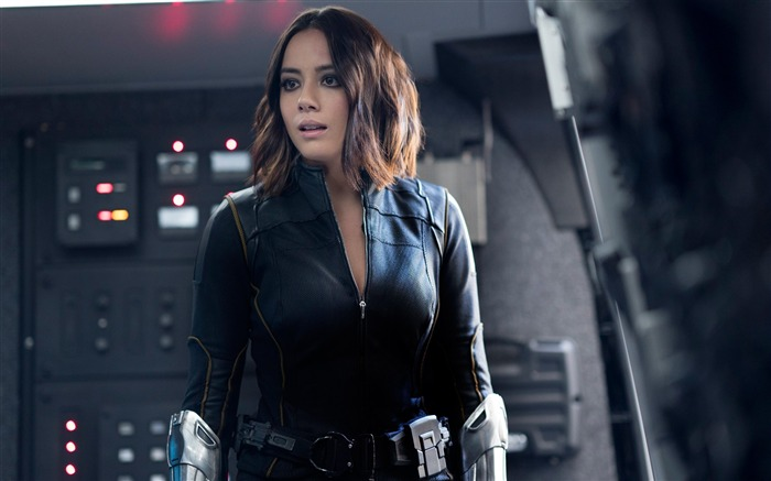 Chloe bennet daisy johnson agents of shield-2016 Movie Posters Wallpaper Views:2195