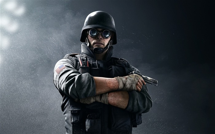 FBI swat thermite-Rainbow Six Siege Game Wallpaper Views:1857