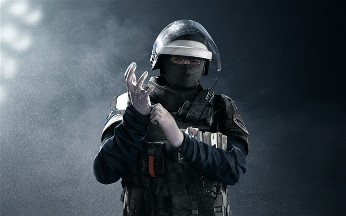 Gign doc-Rainbow Six Siege Game Wallpaper Views:2180