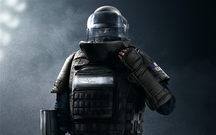 Gign rook-Rainbow Six Siege Game Wallpaper Views:2253