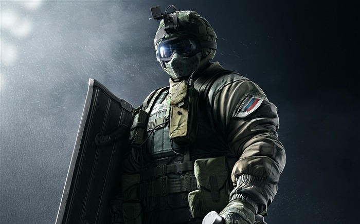 Spetsnaz fuze-Rainbow Six Siege Game Wallpaper Views:3305