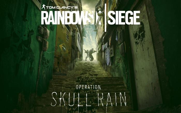 Tom Clancys Rainbow Six Siege Game Wallpaper 01 Views:1447