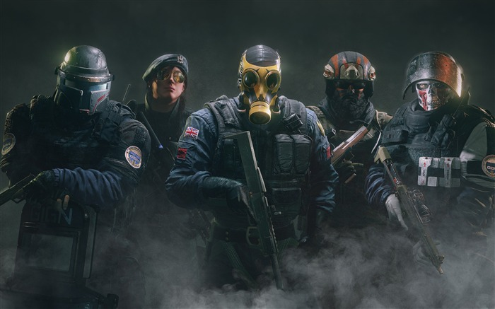Tom Clancys Rainbow Six Siege Game Wallpaper 07 Views:997