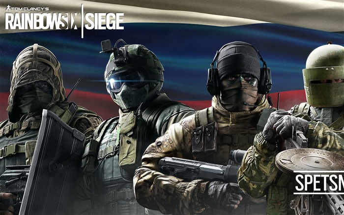 Tom Clancys Rainbow Six Siege Game Wallpaper 09 Views:954