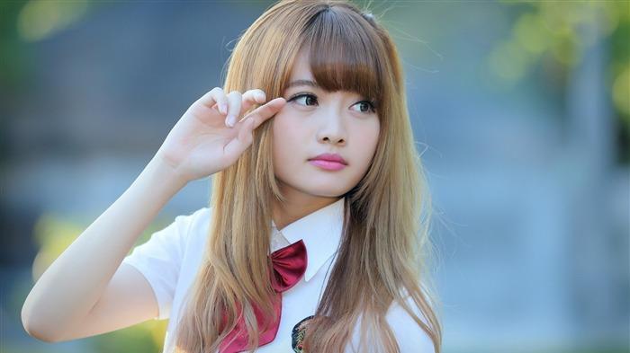 Beauty Fashion 1501 Videos: Chinese Youth Fashion Beauty Girls Photo Wallpaper Album