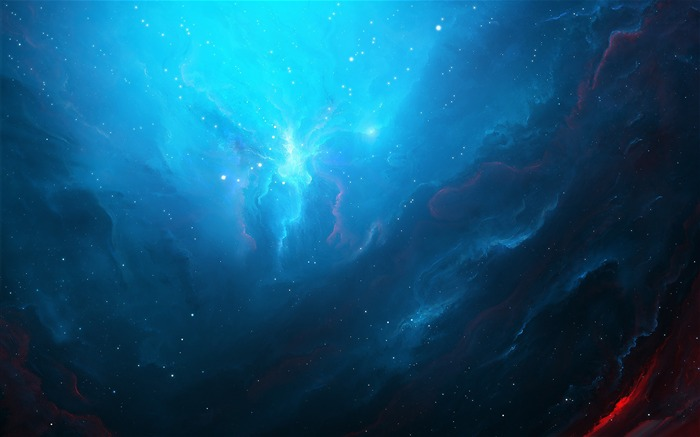 CuAtlantis Nebula-2016 High Quality HD Wallpaper Views:1571