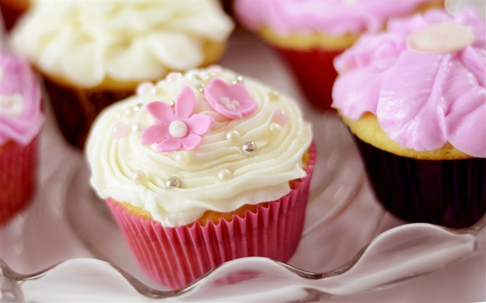 Cupcake frosting baking dessert-2016 High Quality HD Wallpaper Views:882