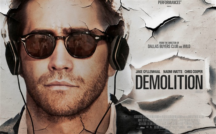 Demolition jake gyllenhaal davis-2017 Movie HD Wallpaper Views:3360 Date:1/1/2017 1:22:51 AM