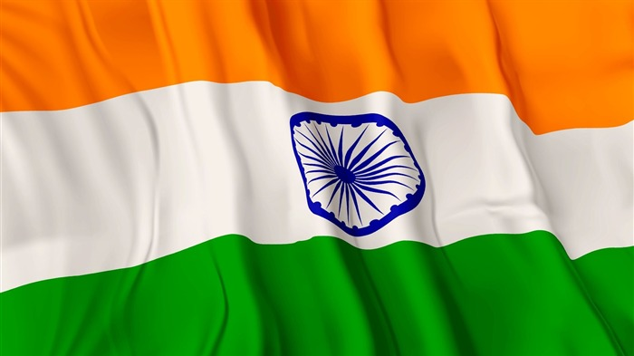 Flag of india-2016 High Quality HD Wallpaper Views:1156