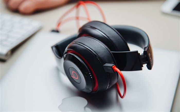 Headphones beats logo-2016 High Quality HD Wallpaper Views:983