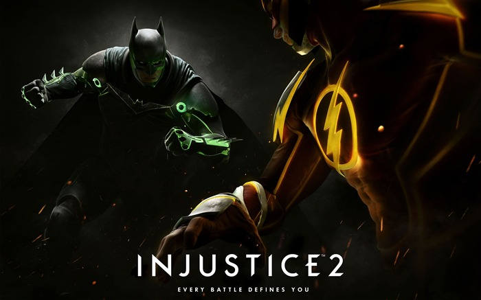 Injustice Gods Among Us 2 HD Game Wallpaper Views:1894