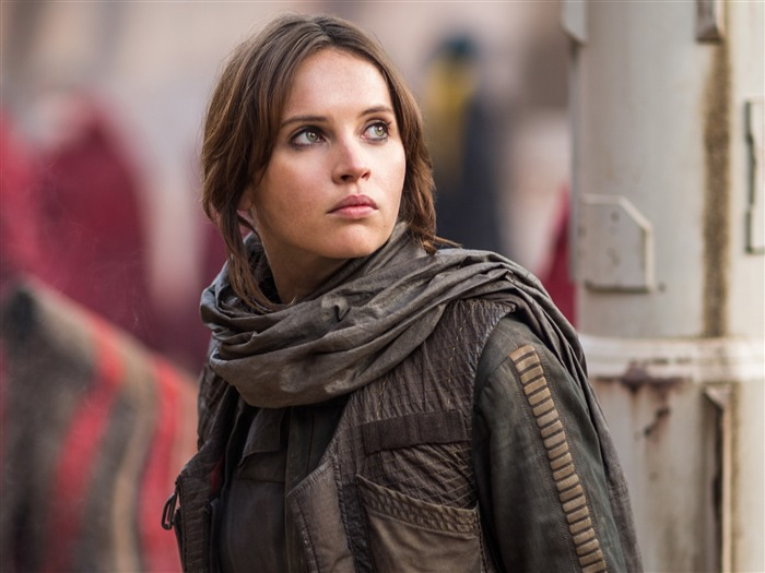 Jyn erso felicity jones-2017 Movie HD Wallpaper Views:3721 Date:1/1/2017 1:31:47 AM