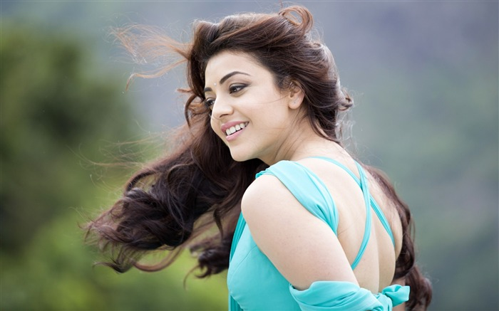 Kajal Aggarwal-2017 Girl Photo HD Wallpaper Views:1833