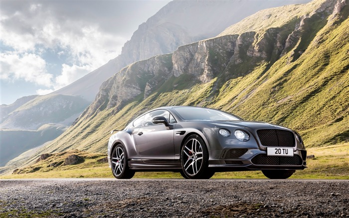 2017 Bentley Continental Supersports HD Wallpaper 03 Views:1329
