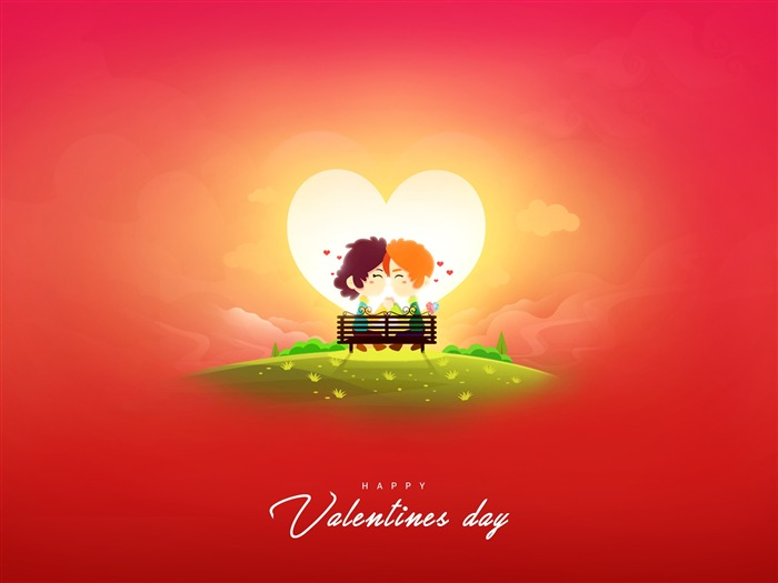 2017 Romantic Valentine Love HD Wallpaper 03 Views:1316