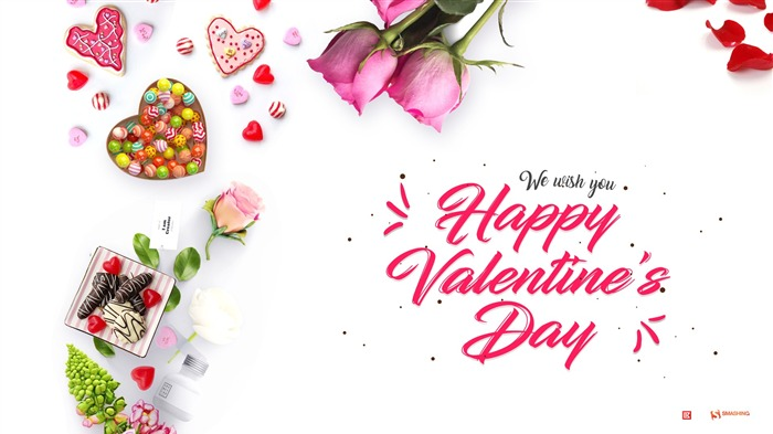 2017 Romantic Valentine Love HD Wallpaper 06 Views:950