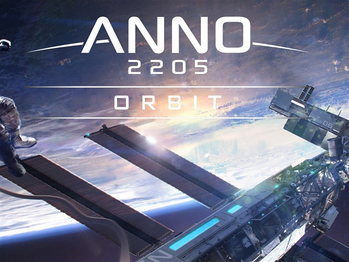 Anno 2205 orbit dlc-2017 Game HD Wallpaper Views:1335