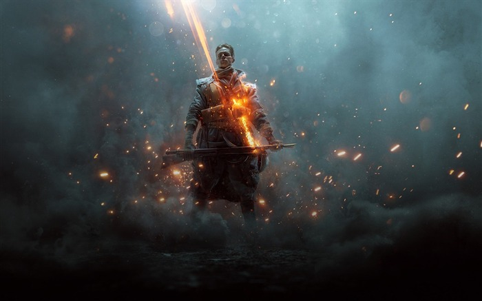 Battlefield 1 they shall not pass dlc-2017 Game HD Wallpaper Views:1252