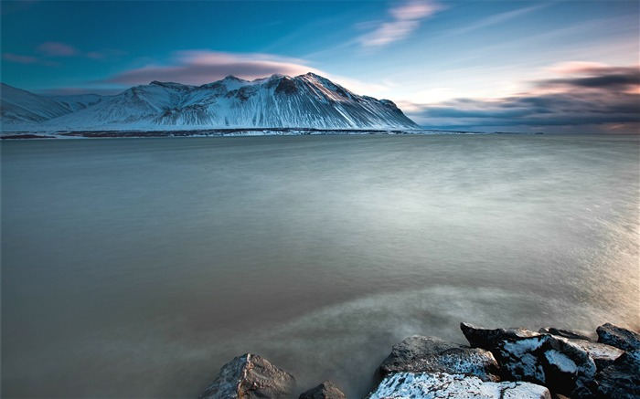 Iceland Travel Nature Scenery Photo Desktop Wallpaper Views:2338