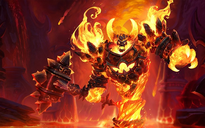 Ragnaros heroes of the storm-2017 Game HD Wallpaper Views:1619