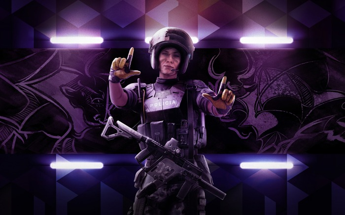 Rainbow six siege-2017 Game HD Wallpapers Views:4619