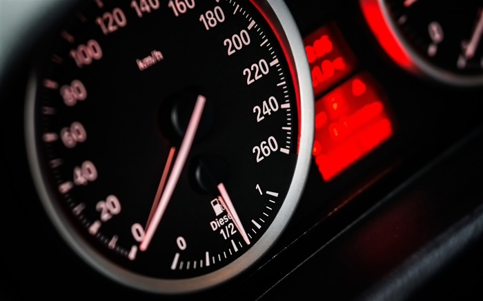 Speedometer gauge reading at zero-Life Close-up Photo HD Wallpaper Views:991