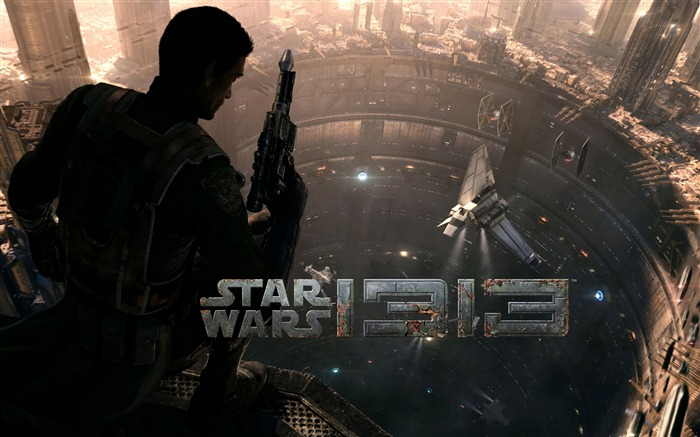 Star Wars 1313-2017 Game HD Wallpapers Views:1128
