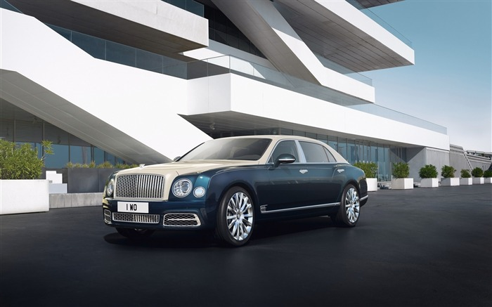 2017 Bentley Mulsanne Hallmark Auto Wallpaper Views:4595