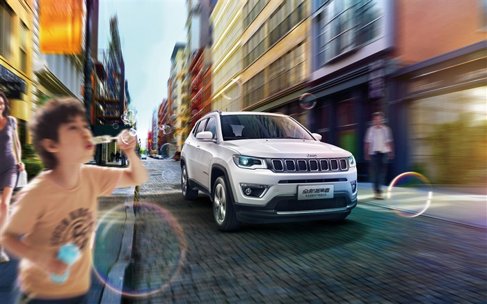 2017 jeep compass limited-Brand Car HD Wallpaper Views:1016
